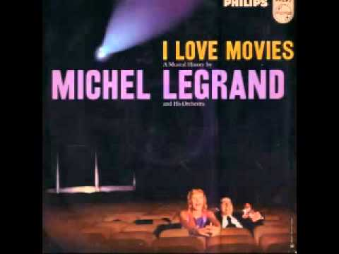 Michel Legrand Orchestral Version Of The Music From The Film The Young Girls Of Rochefort Les Demois