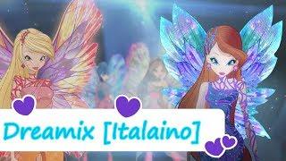 World of Winx~Dreamix [Italiano] (Lyrics)