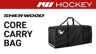 Sherwood Core Hockey Bag Review