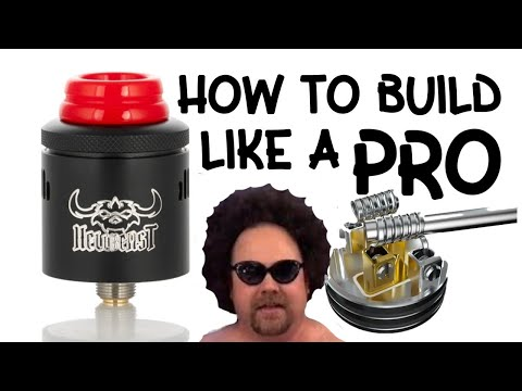 Build a Coil like a PRO! Learn from the Best!