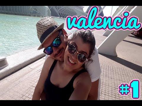 Viaggio a Valencia