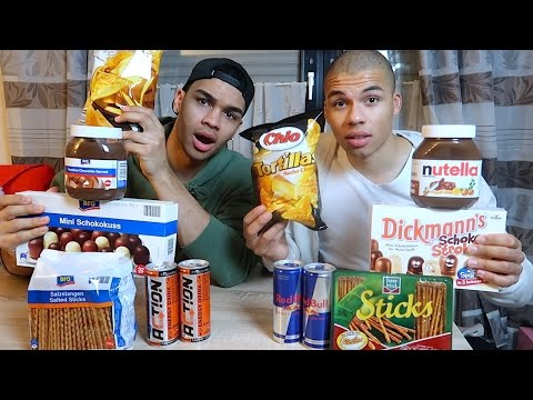TEUER VS GÜNSTIG !!! Süßigkeiten Challenge 2   PrankBrosTV