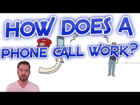 How Does A Phone Call Work?