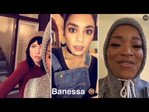 Keke Palmer | December 22nd 2015 | FULL SNAPCHAT STORY (ft Vanessa Hudgens & Carly Rae Jepsen)