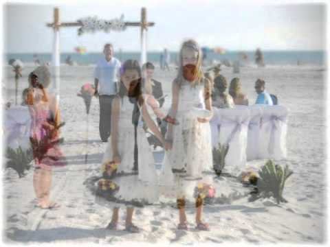 Gulf Beach Weddings - St Pete - Clearwater - Sarasota - www.gulfbeachweddings.com