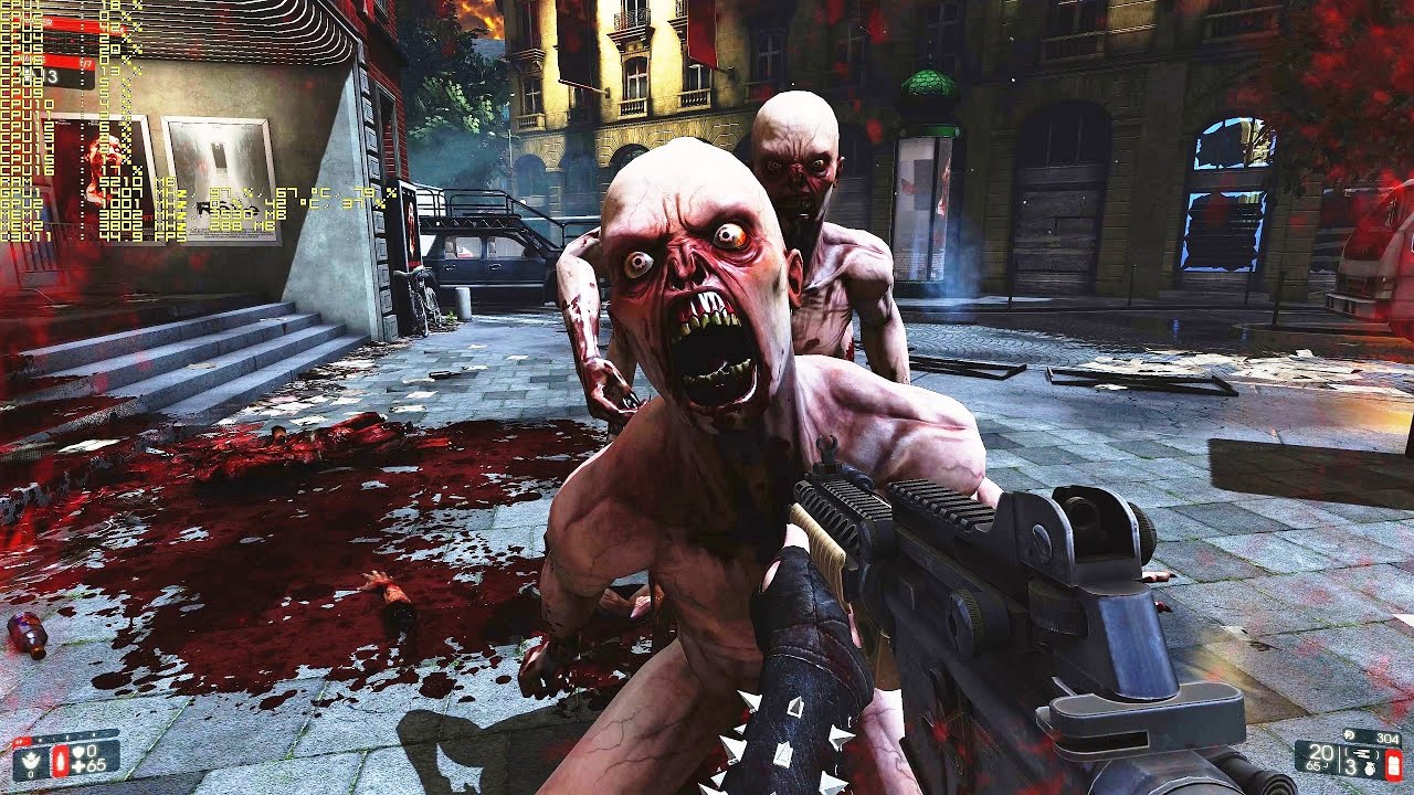Preview killing floor 2 pc games n news for Pc gamer killing floor 2