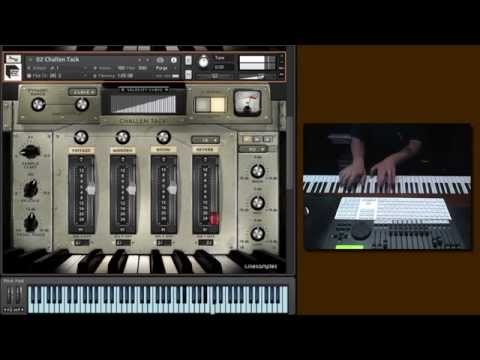 Abbey Road Classic Upright Pianos - Walkthrough