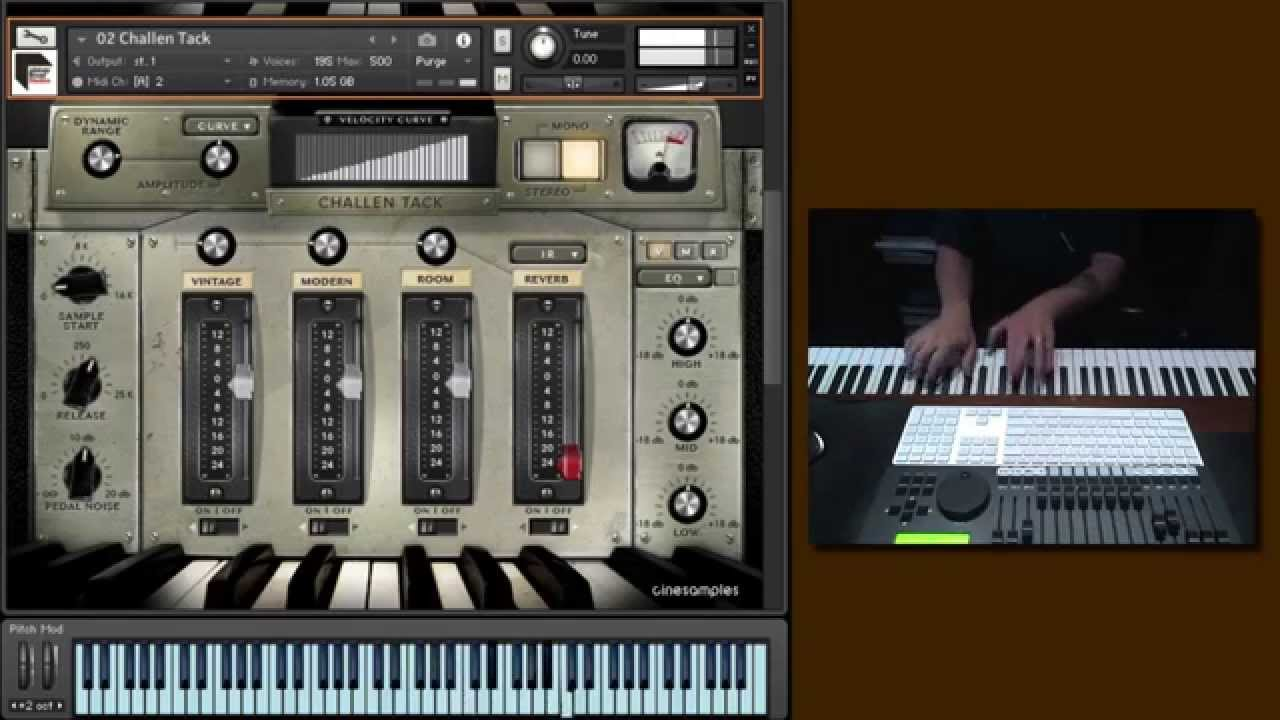 abbey road piano vst