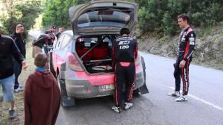 WRC de Portugal con Dani Sordo y Marc Mart