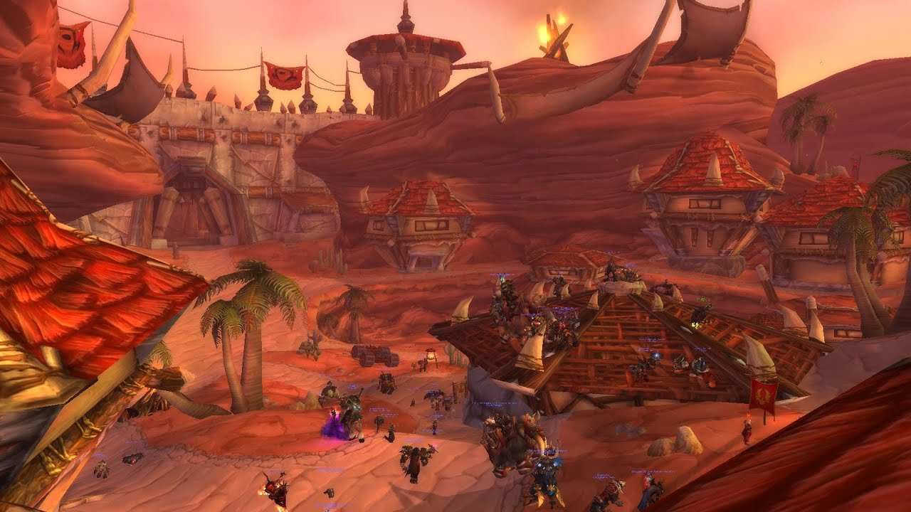Orgrimmar original wow music youtube for Classic house 2004