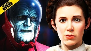 Could Princess Leia Beat The Emperor? (Win A Copy Of Star Wars Battlefront 2)