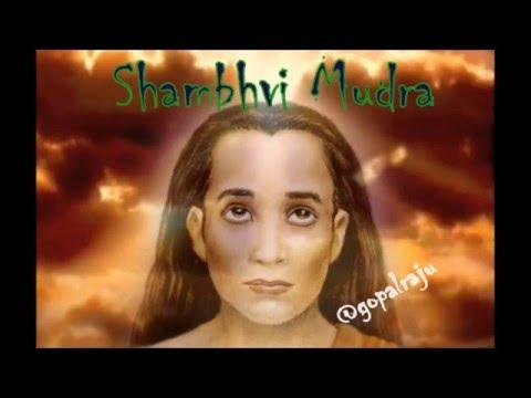 Shambhvi Mudra - शाम्भवी मुद्रा