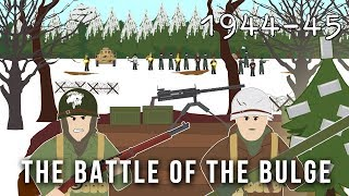 The Battle of the Bulge (1944-45)