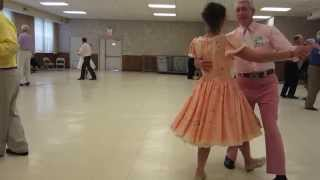 "60 CHRIS JOPEK CUES ""GOODNIGHT"" WALTZ ROUND DANCE"