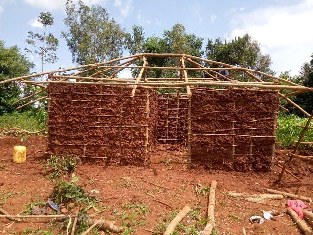 2 More Widow Homes Complete in Siaya Kenya