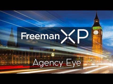 Agency Eye: FreemanXP