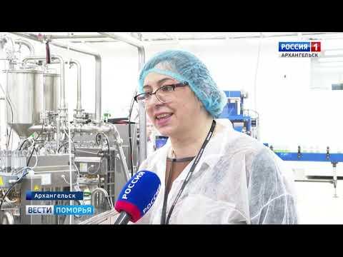 Эксперты со всей России собрались сегодня на Архангельском молокозаводе