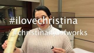 Отзыв о тренинге Christina   Тренер Нелли Стручкова