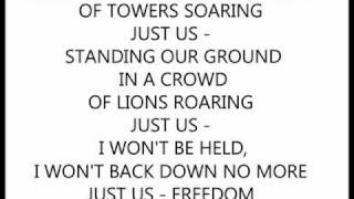 brandy freedom lyrics