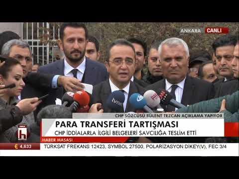CHP iddialarla ilgili belgeleri savcılığa teslim etti