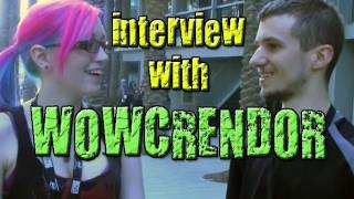 Blizzcon 2011 Crendor Chats with Panser  Blizzcon  TradeChat