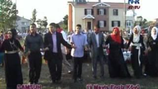 Grup KÖskerler - Samsun Engiz Köyü -  Halay Potpori - Kilip - 3 - 21.07.2009
