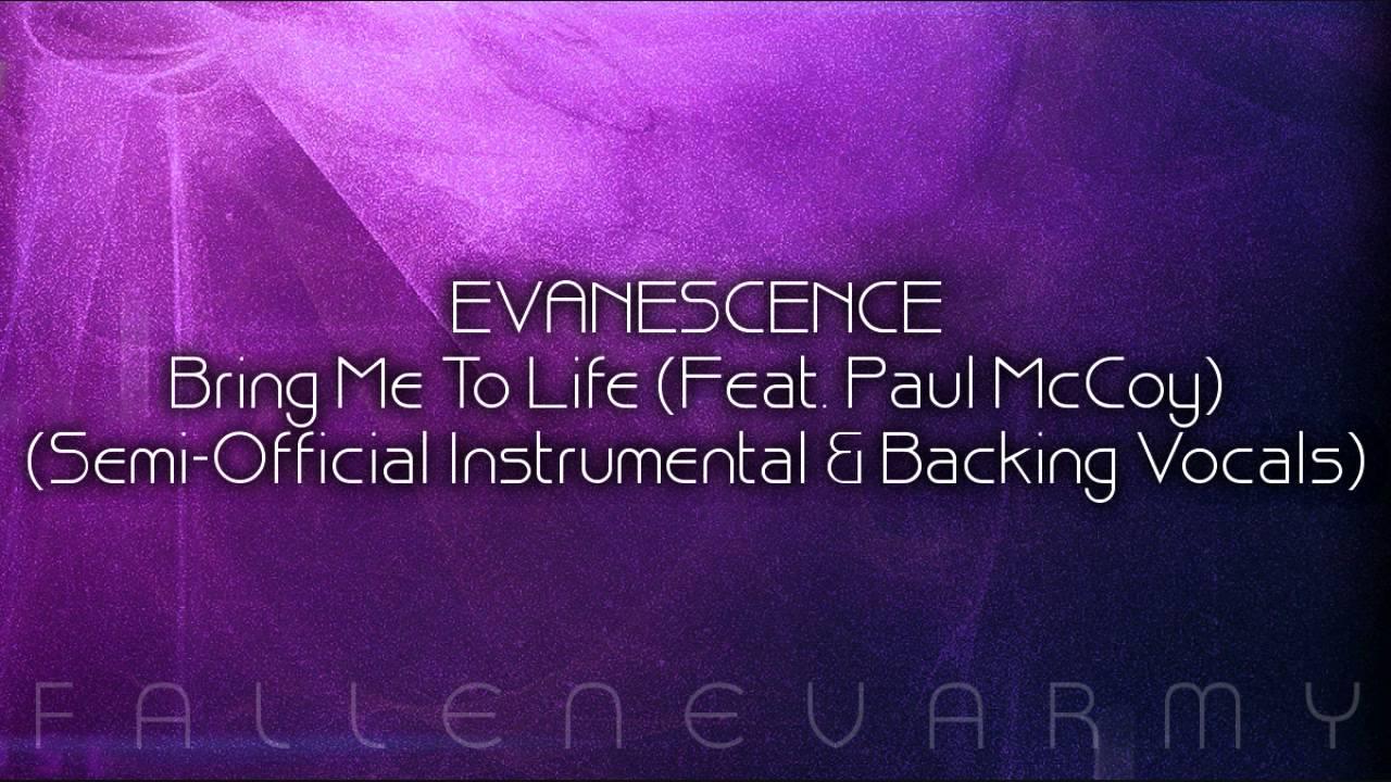 Descargar evanescence bring me to life instrumental