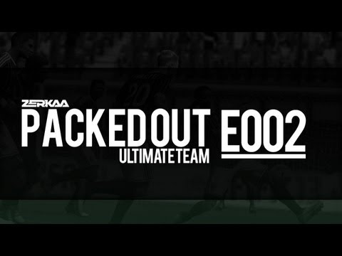 Packed Out | FIFA 13 Ultimate Team | E002 | Our First Pack