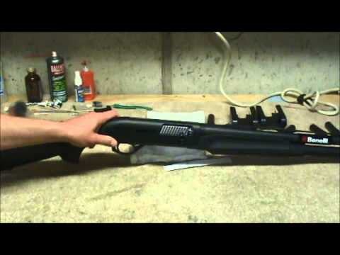 Benelli M2 Mods Complete Youtube