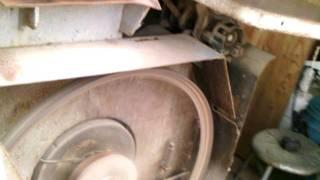 Yates Y30 Woodworking Bandsaw Vintage Spoke Wheel 30inch Band Saw