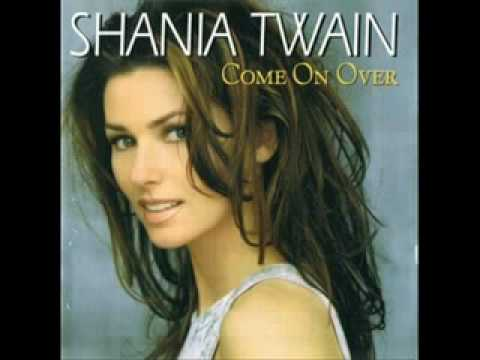 Shania Twain- I_m Holding On To Love (To...