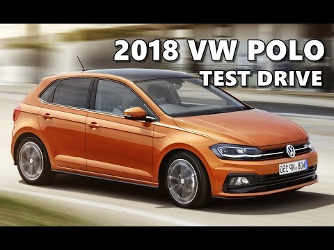 2018 vw polo test drive walkaround youtube. Black Bedroom Furniture Sets. Home Design Ideas