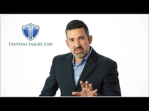 Best Personal Injury Attorney San Antonio ($1.25 Million Dollar Settlement) • Trevino Injury Law