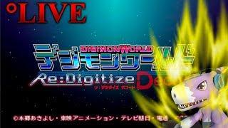 Digimon World Re:Digitize Decode | Con Dorumon en vivo