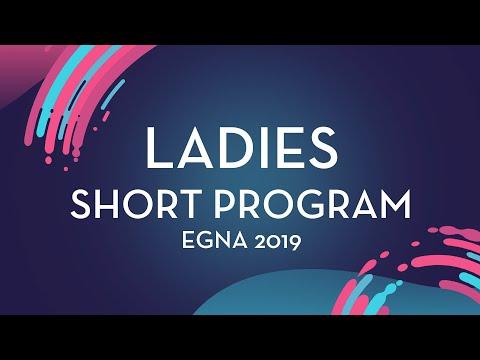 Dorotea Partonjic (AUT) | Ladies Short Program | Egna-Neumarkt  2019