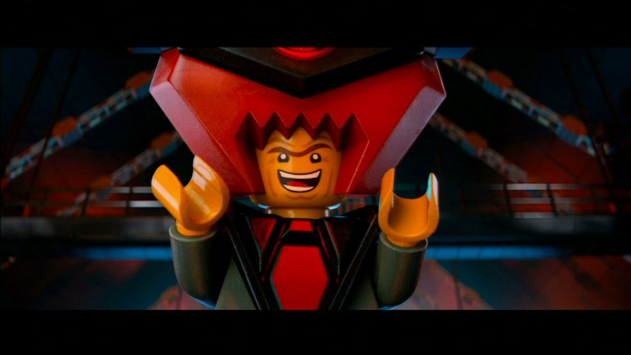 The LEGO Movie Videogame Walkthrough Part 12 - Broadcast News