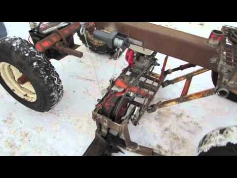 Vintage National Mower Co  Sickle Bar Mower Restoration by
