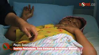 Santap Punjungan, Satu Keluarga Keracunan Massal - SOROTAN KHUSUS