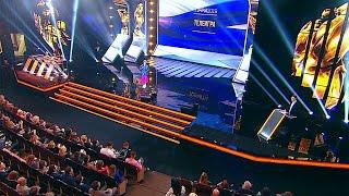 В Москве стартовала церемония вручения премии ТЭФИ.