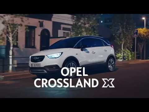 pub opel crossland x france 2017 youtube. Black Bedroom Furniture Sets. Home Design Ideas