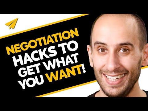 7 Ways to Improve Your NEGOTIATION SKILLS - #7Ways