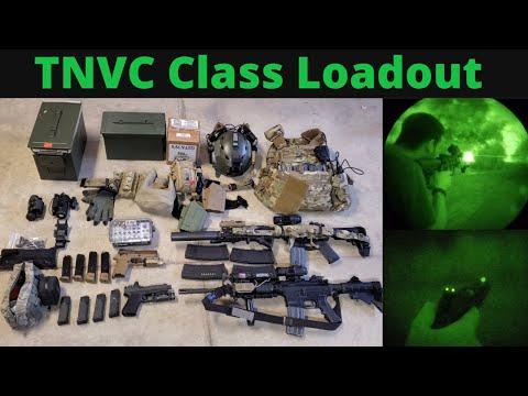 TNVC Class: Armed professional Pre Class Inspection/Inventory