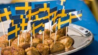 Швеция: Особенности приемов пищи