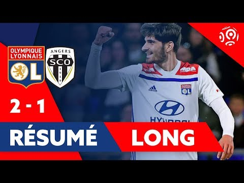 Résumé Long OL / Angers 2019   Ligue 1   Olympique Lyonnais