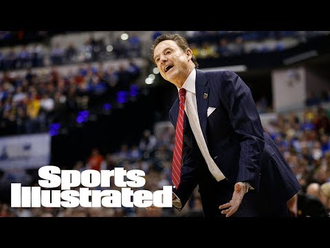 NCAA Suspends Head Coach Pitino Five Games For Sex-For-Hire Scandal | SI Wire | Sports Illustrated