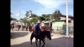 cabalgata 2014,Sta Rosa de Lima