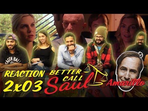 Better Call Saul - 2x3 Amarillo - Group Reaction