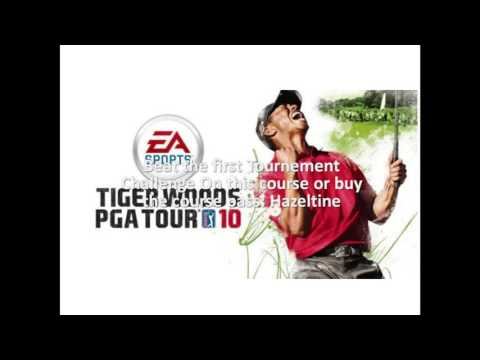 Tiger Woods PGA Tour 10 Cheats Codes For PS3