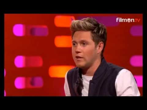 Niall Horan on The Graham Norton show pt.2