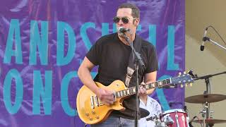 Albert Castiglia - Put Some Stank On It - 7/30/21 Concert Shell in Reading, PA